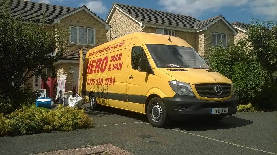 Sheffield Man and Van